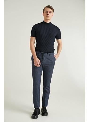 D'S Damat Slim Fit Jogger Pantolon Lacivert
